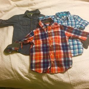 Other - 3 pack button down shirts bundle